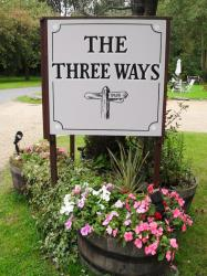 3 ways pub sign - Medium